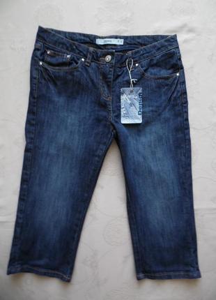Брюки капри джинс tu размер 12 – идет на 46-48