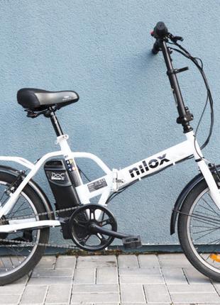Электровелосипед складной Nilox X1 36V 250W 4.3Ah