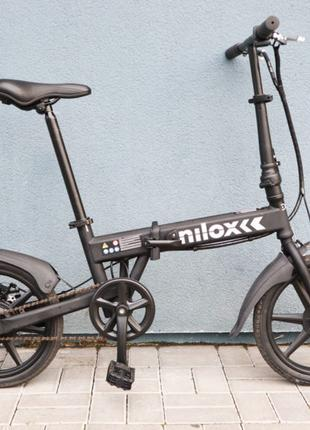 Электровелосипед складной Nilox X2 36V 250W 4.3Ah