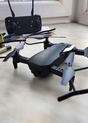 Квадрокоптер Дрон Teeggi M69 FPV с WiFi-камерой 1080P