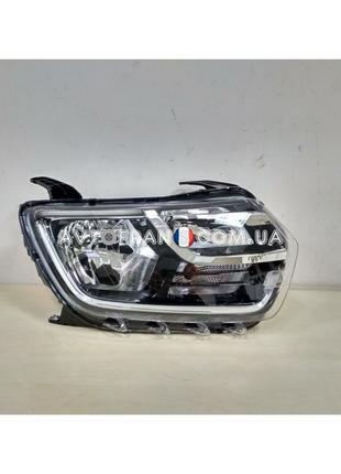 Фара правая Renault Duster 2 (2018-2019) Оригинал 260103537R