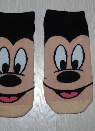 Носки дисней микки маус