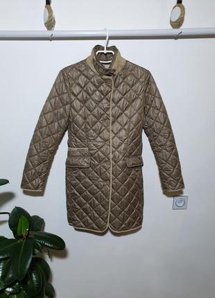 Стеганая  куртка пальто mabrun