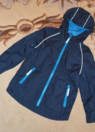 Куртка ветровка george р.6-7 лет 116-122 см