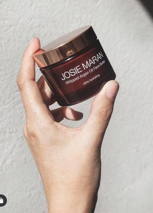 Крем-масло для лица josie maran whipped argan oil face butter ...