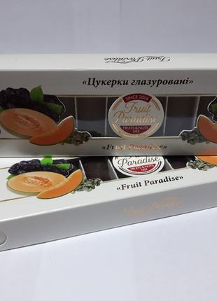 """Конфеты глазированные """"Fruit paradise"""" дыня, 0,2 кг"""