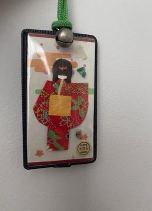 Японское украшение для дома на удачу