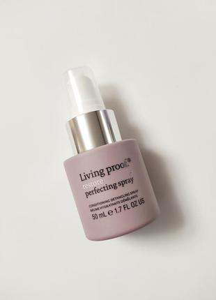 Увлажняющий спрей для волос living proof restore perfecting spray