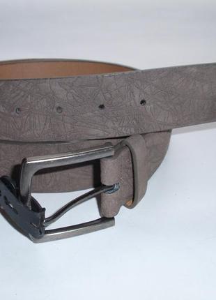 Ремень мужской эко кожа бренд clockhouse c&a германия р. 105 см
