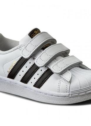 Детские кроссовки adidas superstar kids артикул b26070