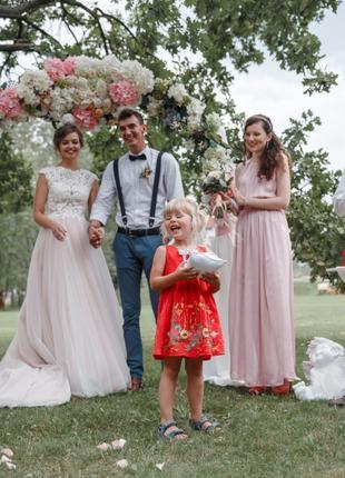Свадебная, пред-, после- и околосвадебная съёмка