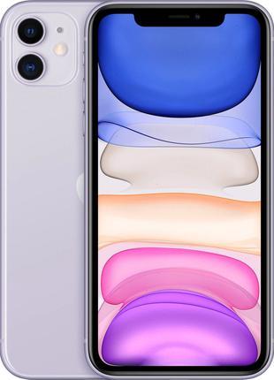 Смартфон Apple iPhone 11 128Gb (White / Purple)