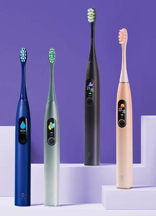 Зубная щетка Oclean X Pro Global Version