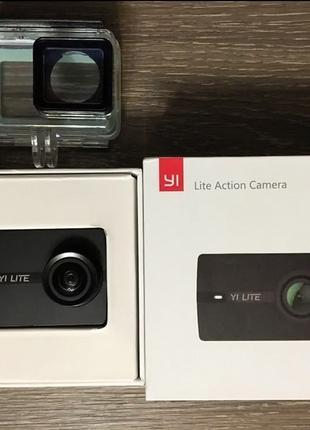 Экшн камера Xiaomi Yi Lite!