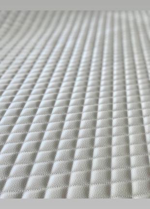 Стегание ткани и кожзама