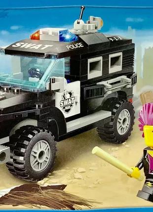 Конструктор LEGO Enlighten Swat Suv 1110