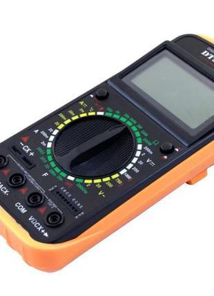 Мультиметр цифровой универсальный Digital DT-9208 A