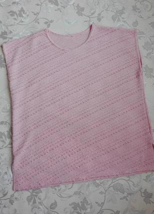 Фактурная плотная футболка, xl