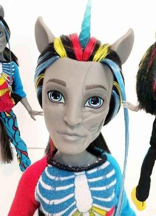 Кукла Монстр Хай Нейтан Рот Маттел mattel Monster High