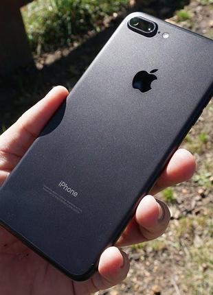 Apple iPhone 7+ Plus 128gb NEVERLOCK