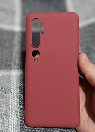 Распродажа! Чехол-накладка для Xiaomi Mi Note 10 Pro, Mi Note ...