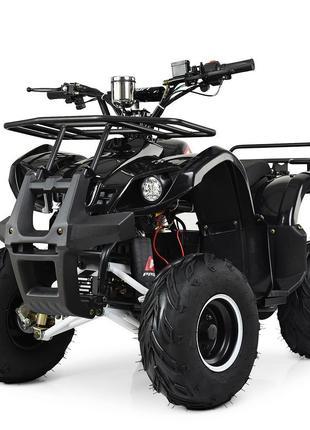 Детский квадроцикл PROFI HB-EATV1000 D-2(MP3), черный