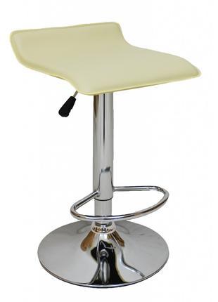Барний стілець Bonro B-688 бежевий