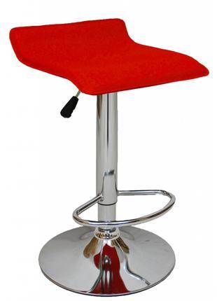 Барний стілець Bonro B-688 червоний