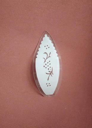 Запасное стекло плафон для люстры