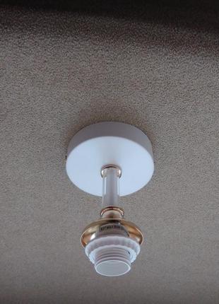 Подвес основание крепление для светильника плафона
