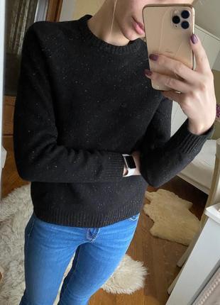 Шикарный теплый зимний свитер levis original/ шерстяной свитер...
