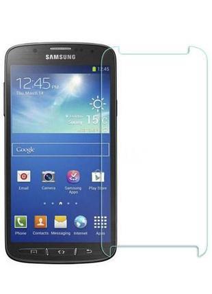 Закаленное защитное стекло для Samsung Galaxy S4 Active ( GT- ...