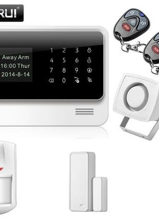 Комплект Сигналізації G90B + PLUS 2G /3G WIFI GSM alarm SMS Se...