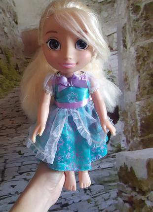 Кукла аниматор анна эльза холодное сердце