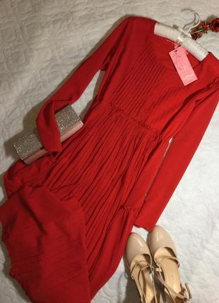 Платье вечернее шифон макси размер m/l