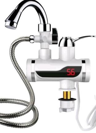 Мгновенный Проточный водонагреватель с Насадкой для душа INSTANT