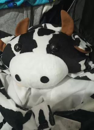 Костюм коровка.