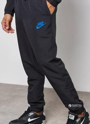 Комфортные болоньевые спортивные штаны из новых коллекций на м...