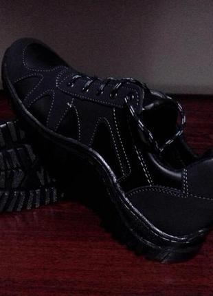 Мужские туфли - кроссовки. демисезонные.