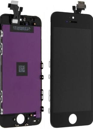 Дисплей iPhone 5 \ 5C \ 5S с тачскрином Black / White