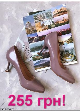 Женские туфли. каблук.