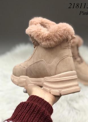 Женские ботинки. зима.