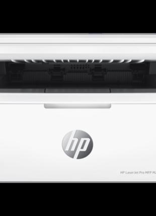 Принтер лазерный черно - белый со сканером и копиром МФУ HP La...