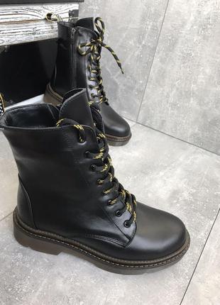 Женские ботинки. акция🔥 {натуральная кожа}