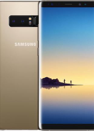 Смартфон Samsung Galaxy Note 8 64GB N950U Gold 1sim