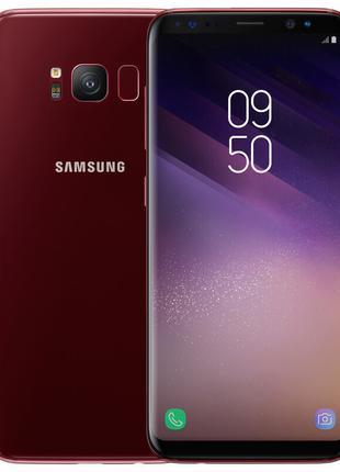 Смартфон Samsung Galaxy S8+ G955FD Duos 64Gb Red