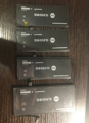 Продам АКб Sunshine для IPHONE 7plus, 6S,8,7