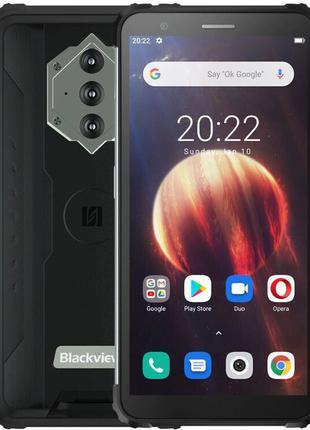 Смартфон Blackview BV6600 4/64Gb NFC Black