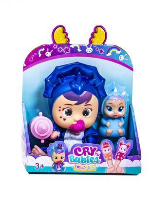 Набор маленьких кукол Cry Babies 633, 2 шт. в наборе ( 633-F (...