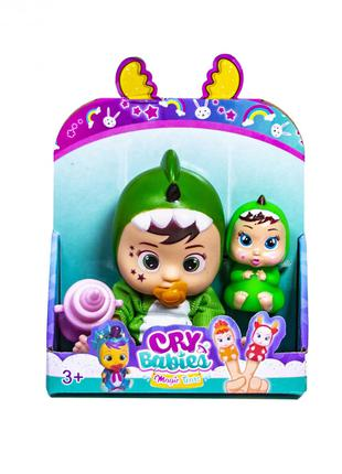 Набор маленьких кукол Cry Babies 633, 2 шт. в наборе ( 633-E (...